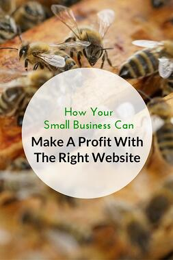 How Your Small Business Can Make A Profit With The Right Website