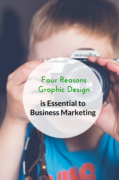 Four Reasons Graphic Design is Essential to Business Marketing
