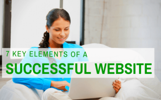 7 Key Elements of a Successful Website